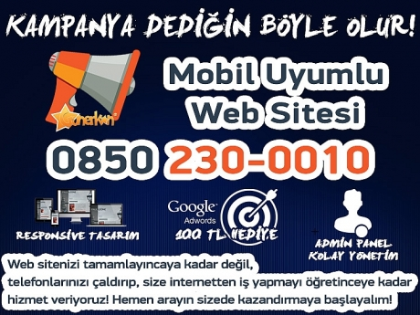 Mobil Uyumlu Web Tasarım